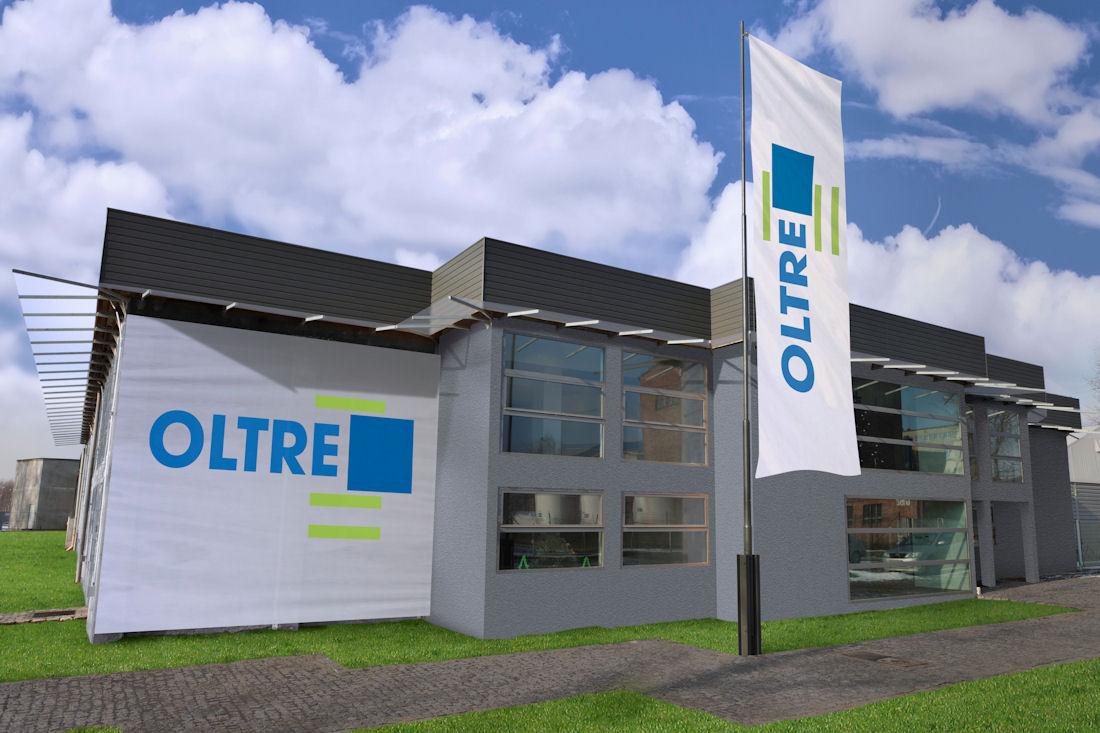 Nowe Biuro Handlowe OLTRE