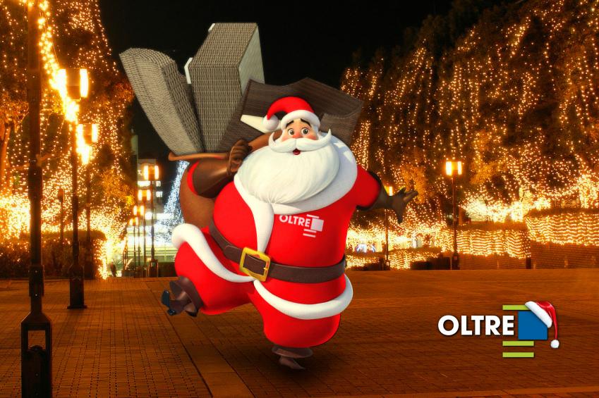 Bądź niezwykłym Mikołajem