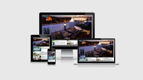 Nowa odsłona strony OLTRE Outdoor Indoor Design
