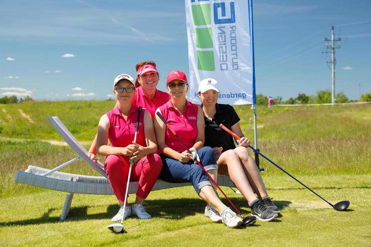 Fotorelacja Irena Eris Ladies Golf Cup 2016