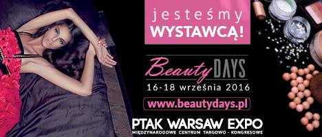 Beauty Days 16-18 września
