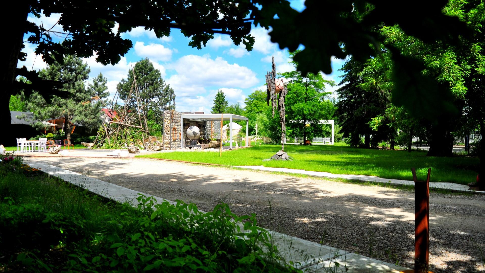Ekspozycja firmowa Garden PRO w Krakowie