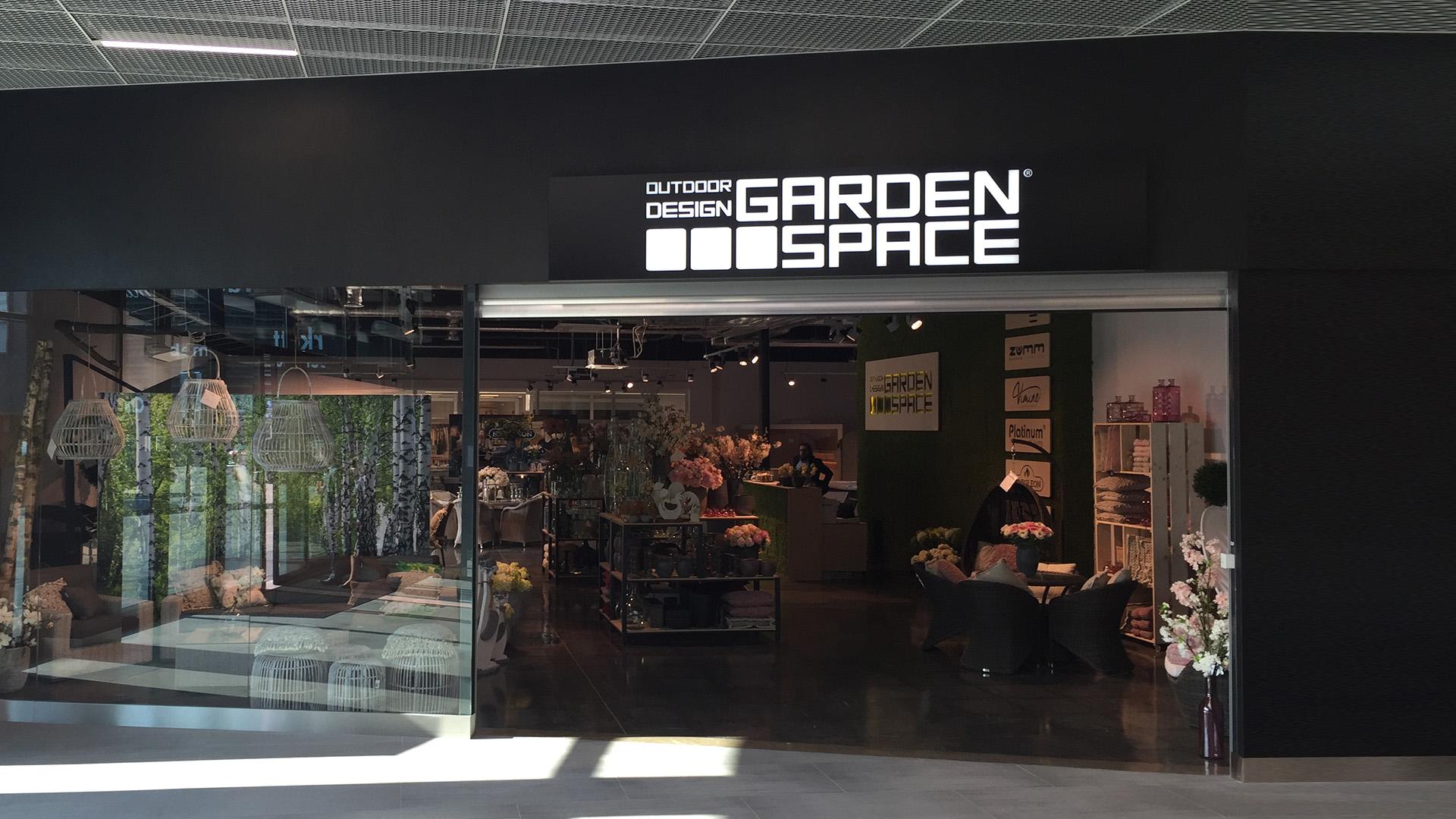Salon firmowy Garden Space w Gdańsku