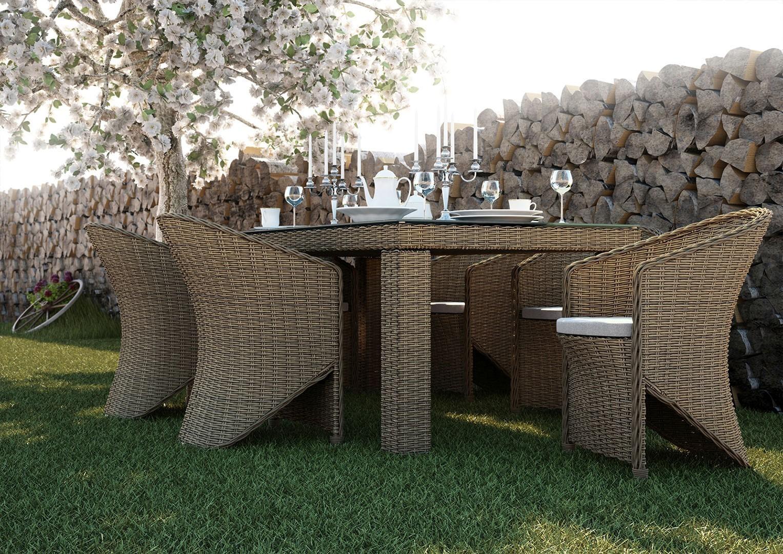 Stół tarasowy