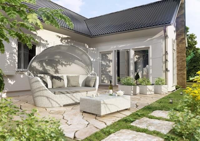 Sofa na taras