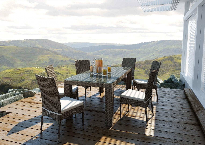 Stoliki na balkon