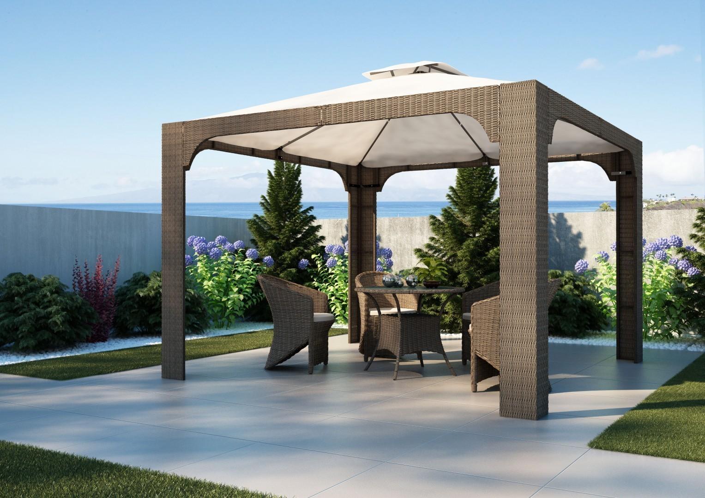 Stolik na taras – znajdź model skrojony na miarę Twojego ogrodu