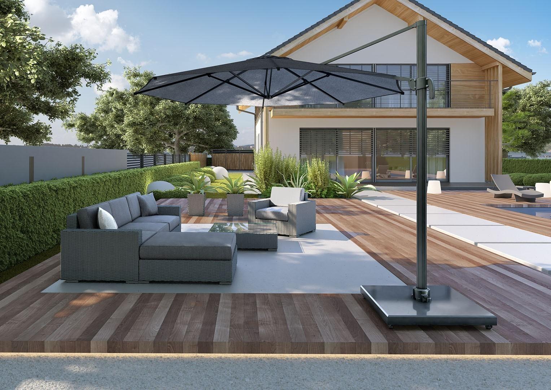 Komplet wypoczynkowy ogrodowy – znajdź chwilę dla siebie!