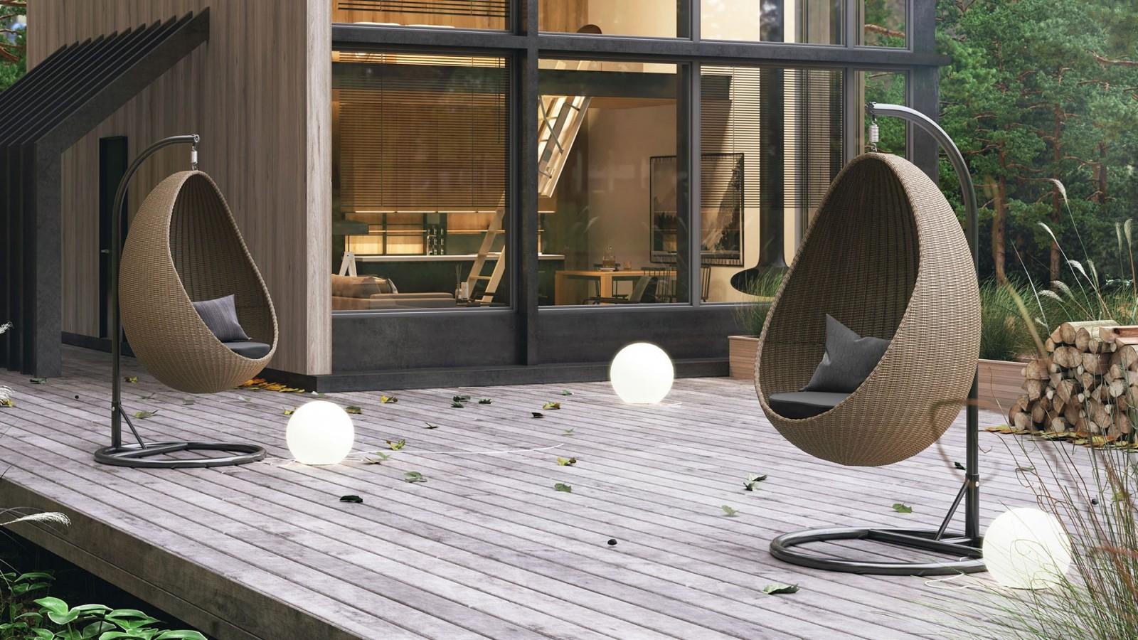 Krzesło wiszące – must have na lato!