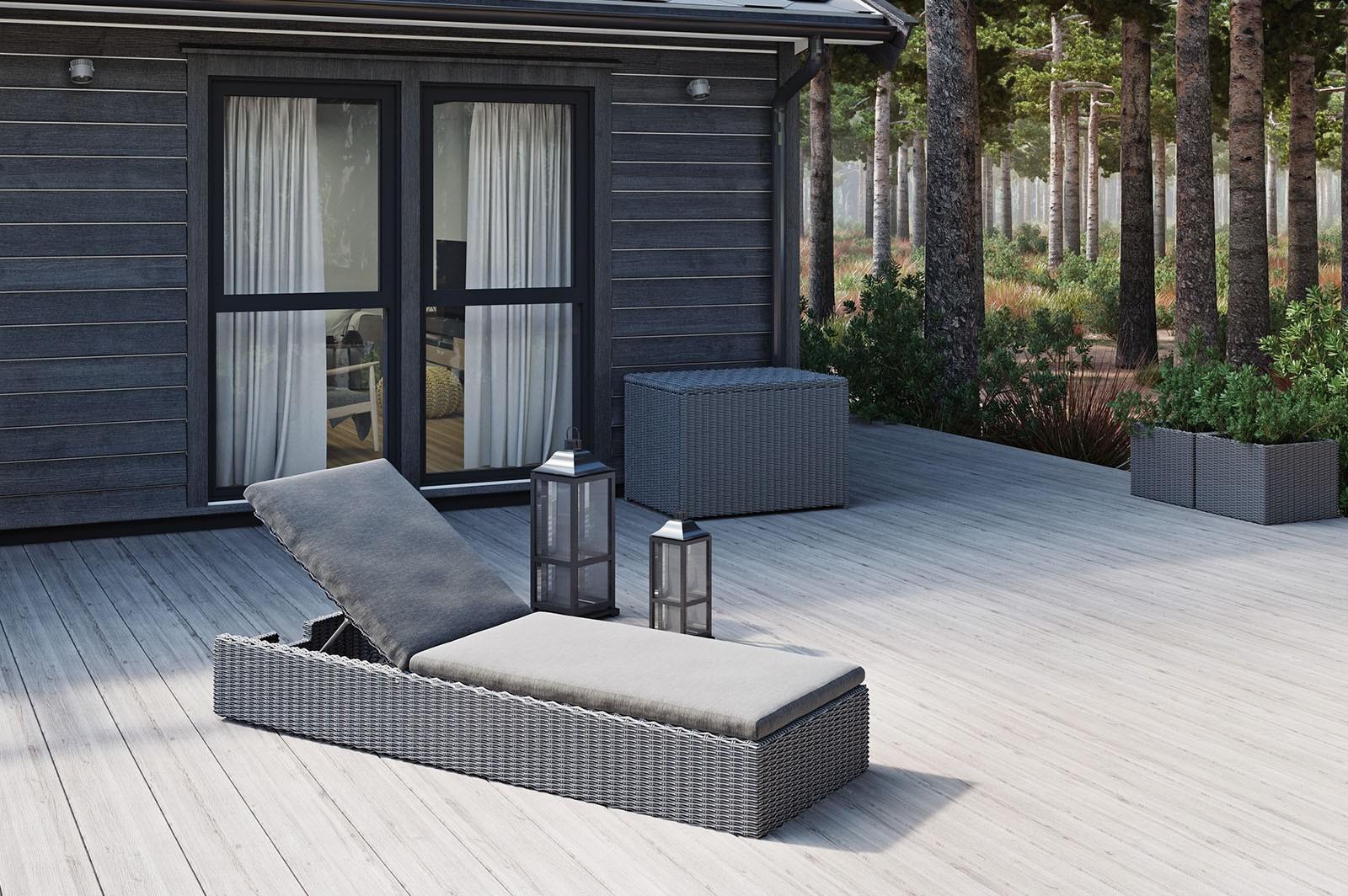 Leżak na balkon – prosty sposób na relaks