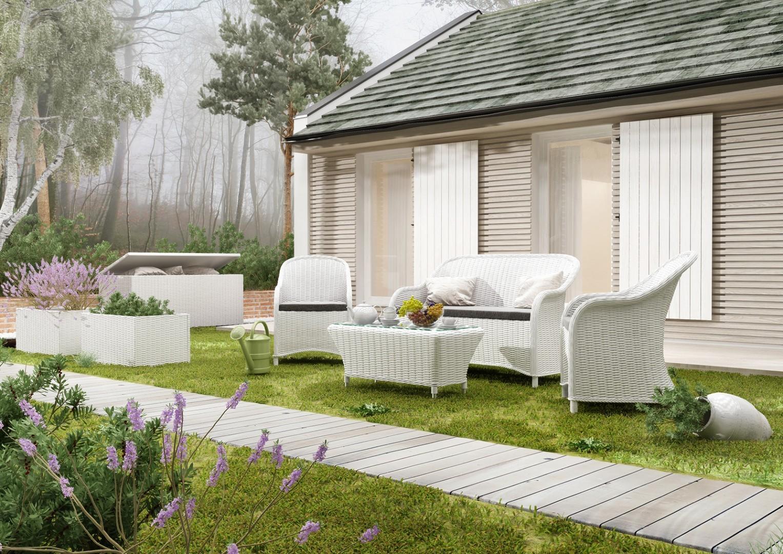 Wypoczynek na taras – elegancka i komfortowa strefa relaksu
