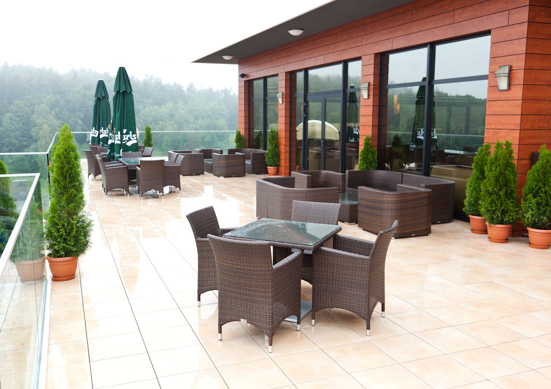 Na zdjęciu realizacja - ODYSSEY Club Hotel SPA & Wellness ***** Kielce