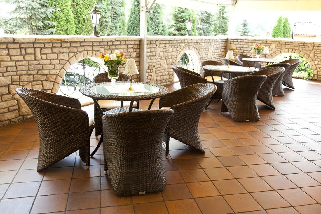 Na zdjęciu realizacja - Restauracja Wenecja w Żorach