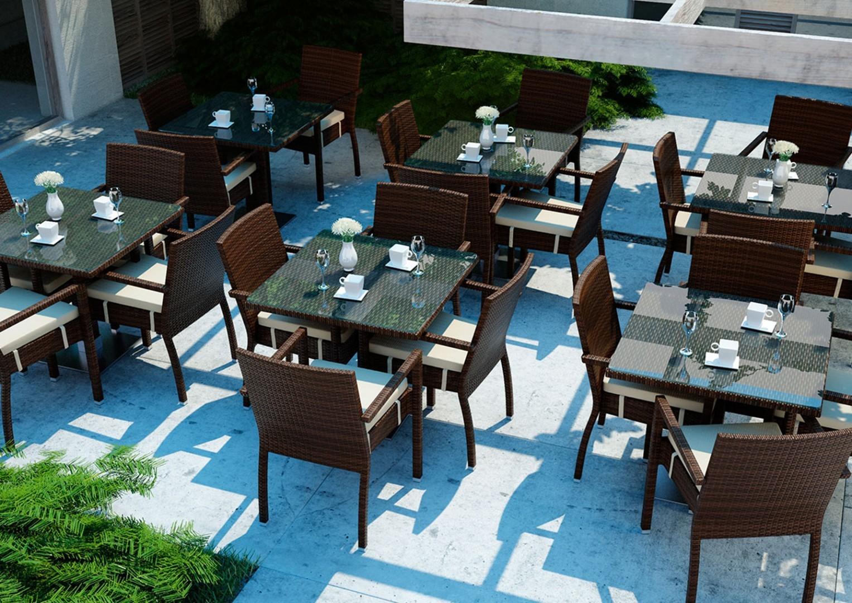 Krzesło ogrodowe MONA