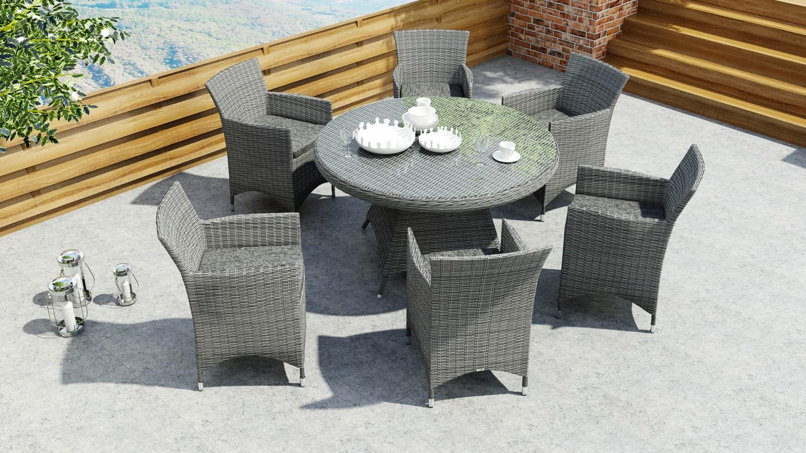 Fotel ogrodowy AMANDA