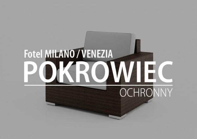 Pokrowiec na fotel MILANO / VENEZIA
