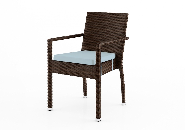 Poszewka PREMIUM na siedzisko dla krzesła Mona
