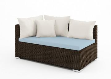 Wypełnienie do poduszki siedziskowej 140x72 cm Venezia