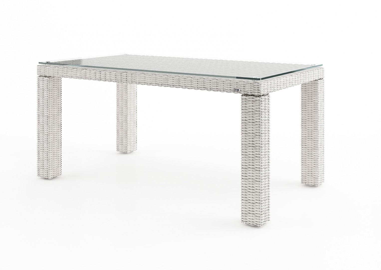 Stół ogrodowy RAPALLO 160/220 cm