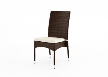 Krzesło ogrodowe STRATO Modern brąz