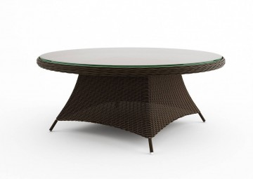 Stół ogrodowy RONDO Royal brąz