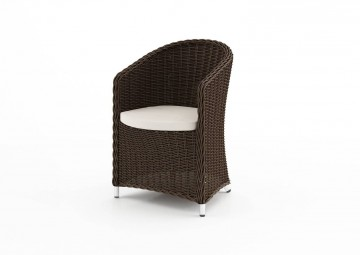 Fotel ogrodowy DOLCE VITA II Royal brąz