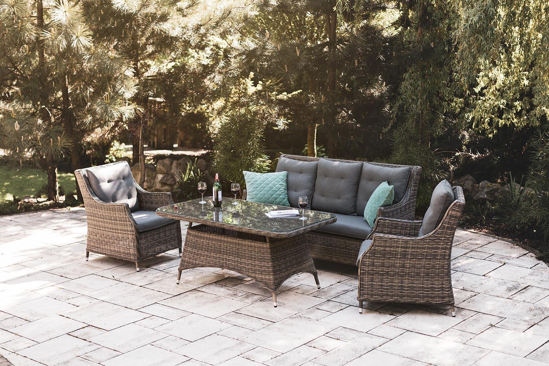 sofa ogrodowa Siena